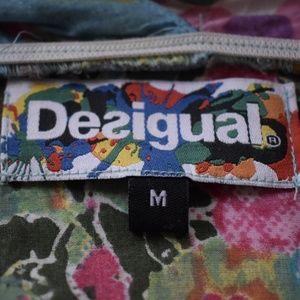 Desigual Tops - 🧨 Desigual  Deep V Sleeveless Tunic.  M